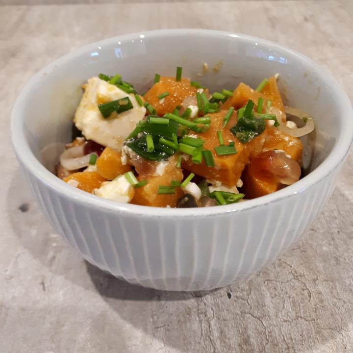 Süßkartoffelsalat – perfekt für die nächsteGrillparty